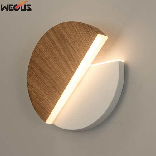 WECUS - Minimalist Rotatable Wall Light - GadgetBlender