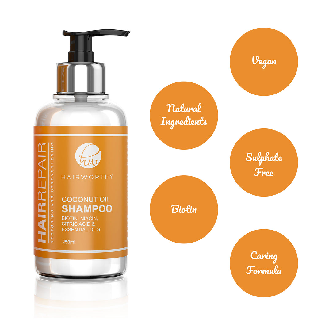 Hairworthy Repair Shampoo