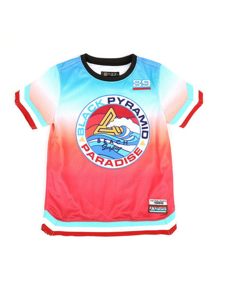 Surf Paradise T-Shirt - FLY GUYZ