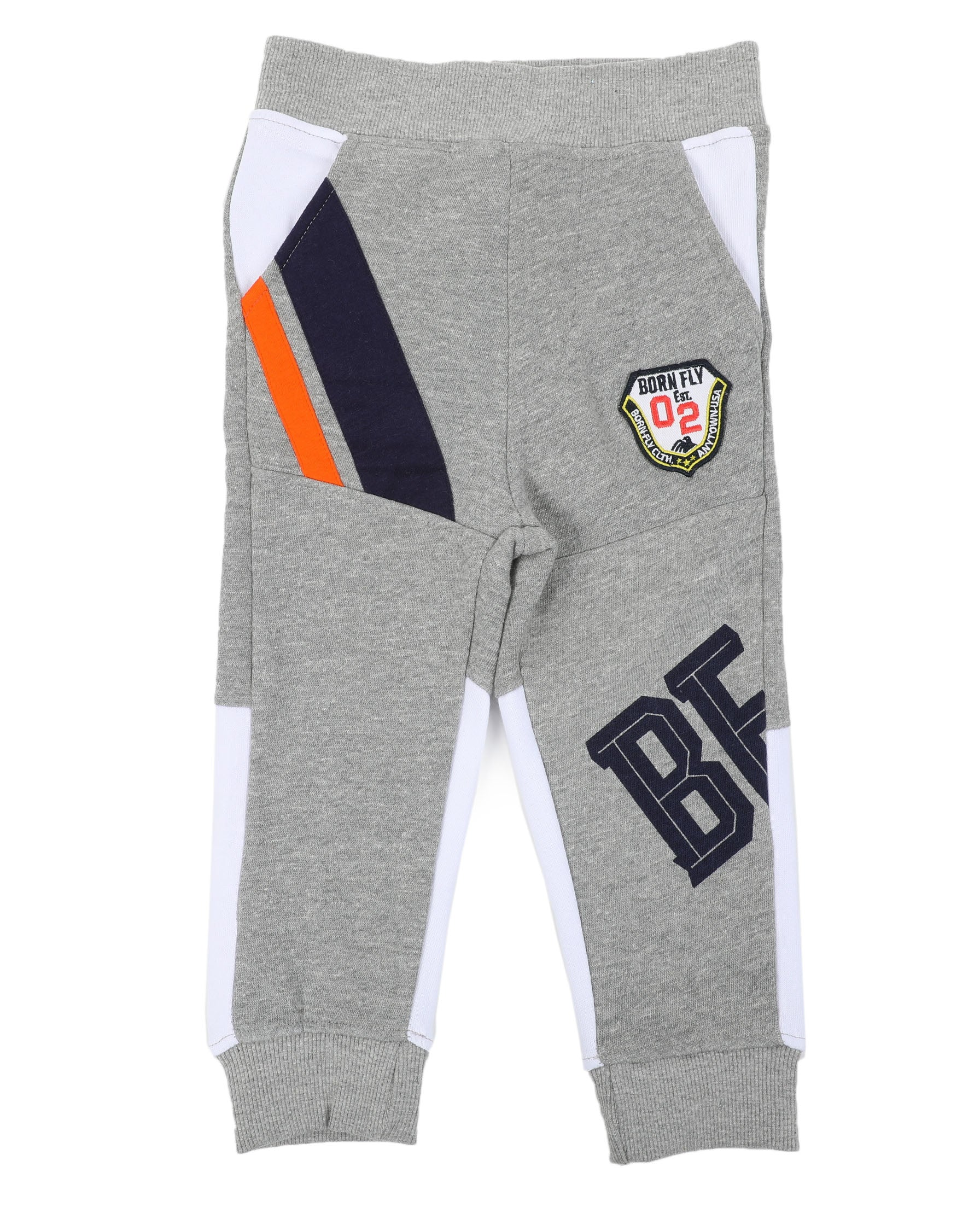 Born Fly Colorblock Joggers - FLY GUYZ