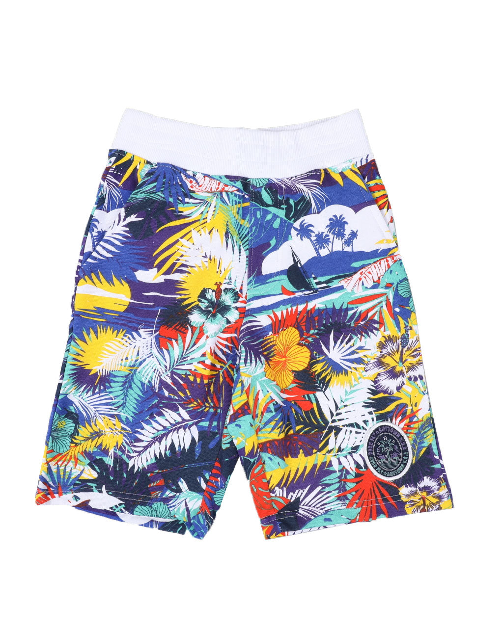 Loopback Sweat Shorts by Born Fly - FLY GUYZ