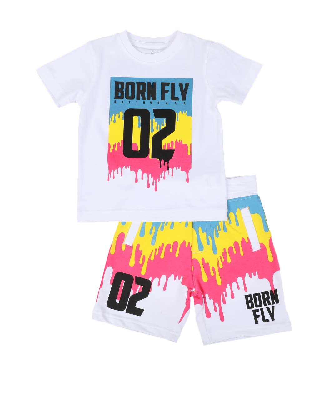 Born Fly 2pc Drip Set - FLY GUYZ