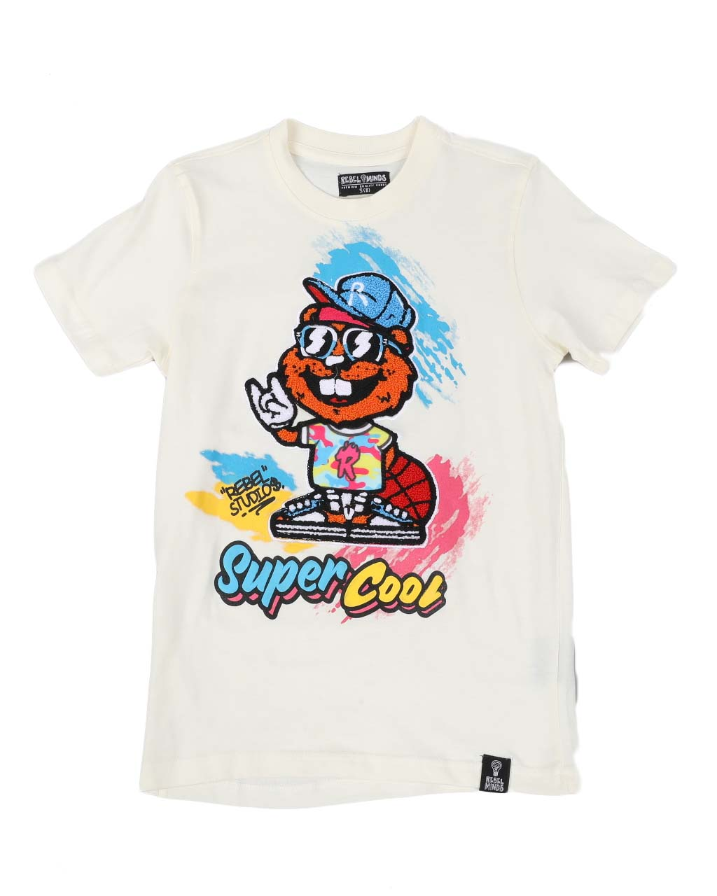 Super Cool Graphic Tee - FLY GUYZ