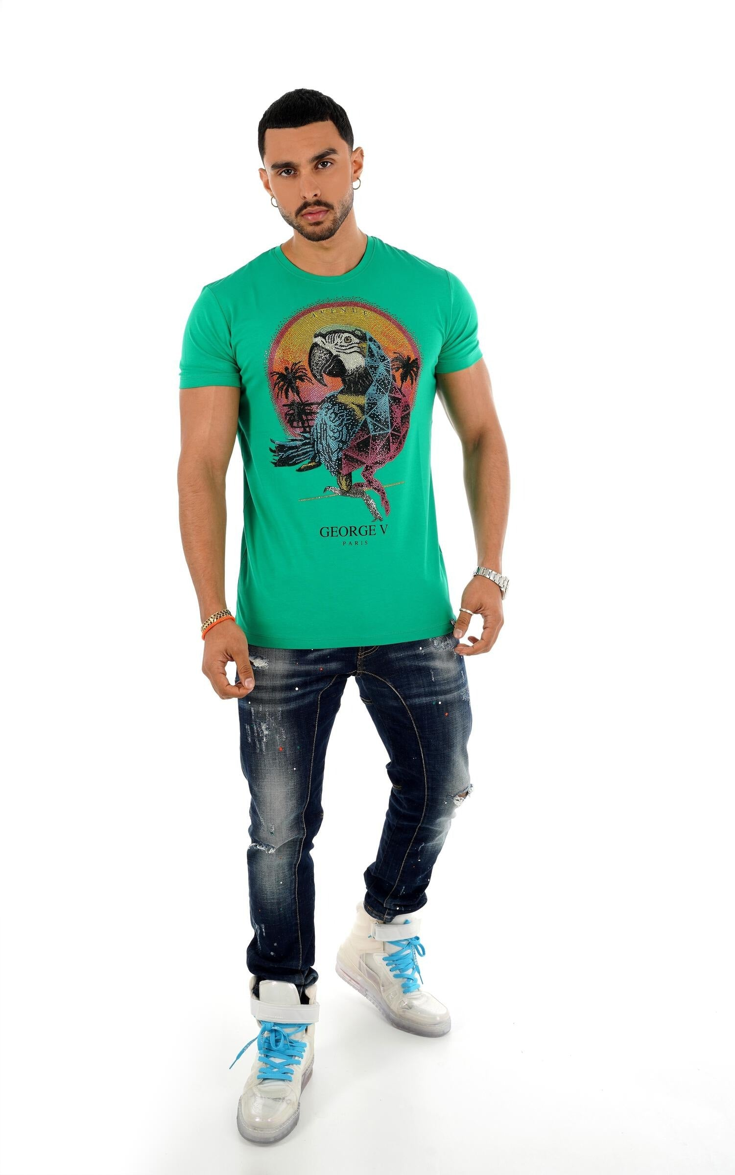 George V T-Shirt - FLY GUYZ