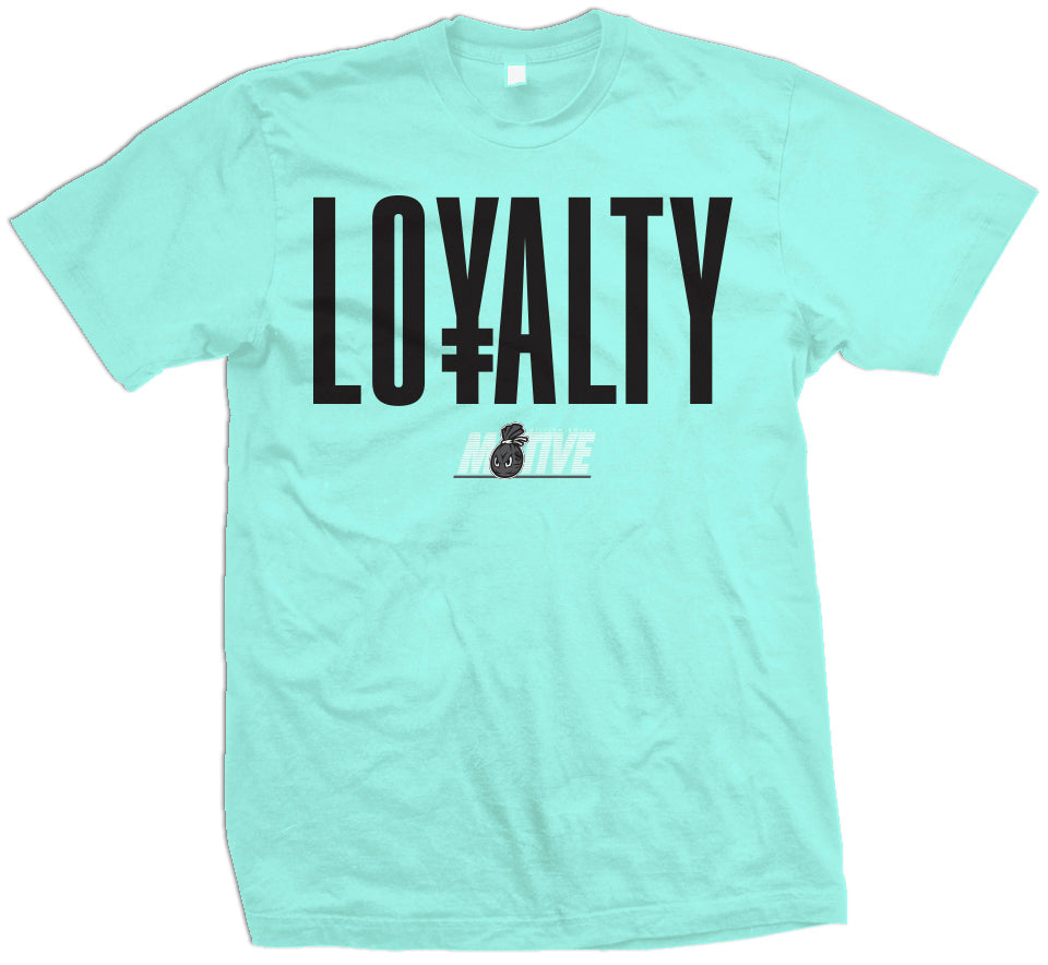 Loyalty Graphic Tee - FLY GUYZ