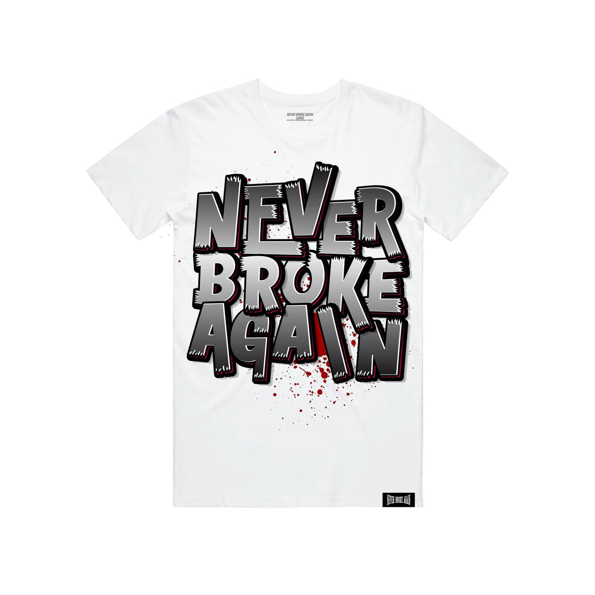 NBA Metal Graphic Tee (Men) - FLY GUYZ