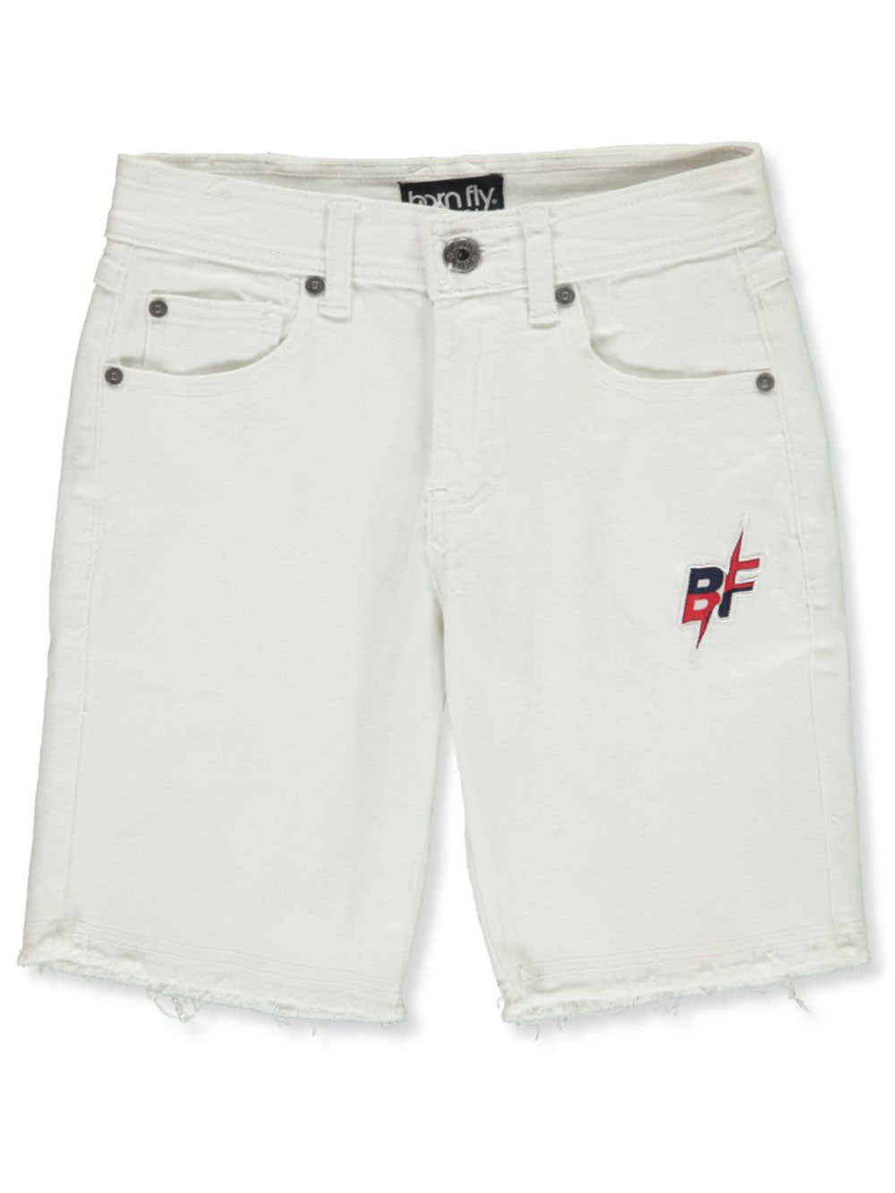 Born Fly Denim Shorts - FLY GUYZ