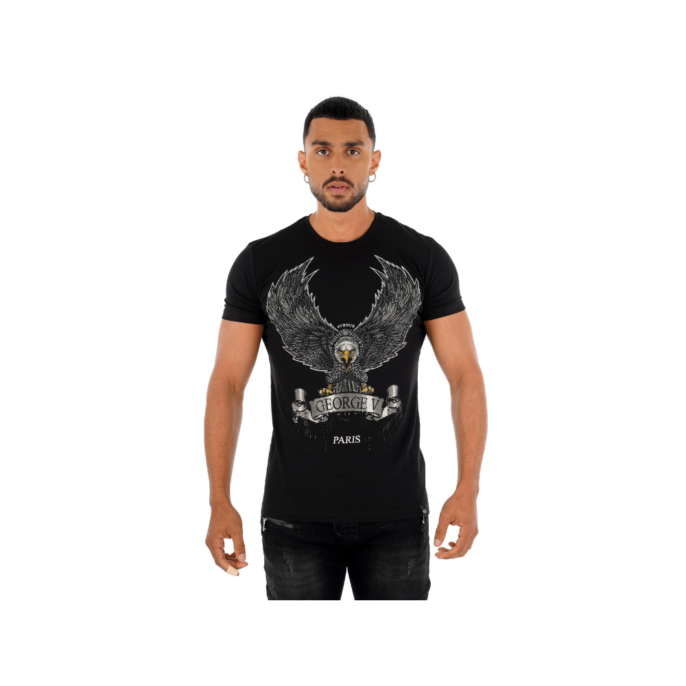 George V Eagle T-Shirt - FLY GUYZ