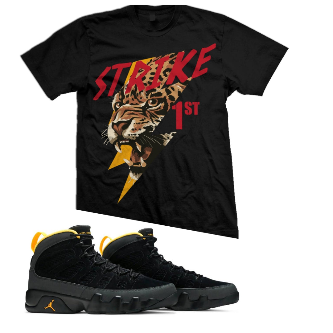 Strike 1st Graphic Tee (Men) - FLY GUYZ