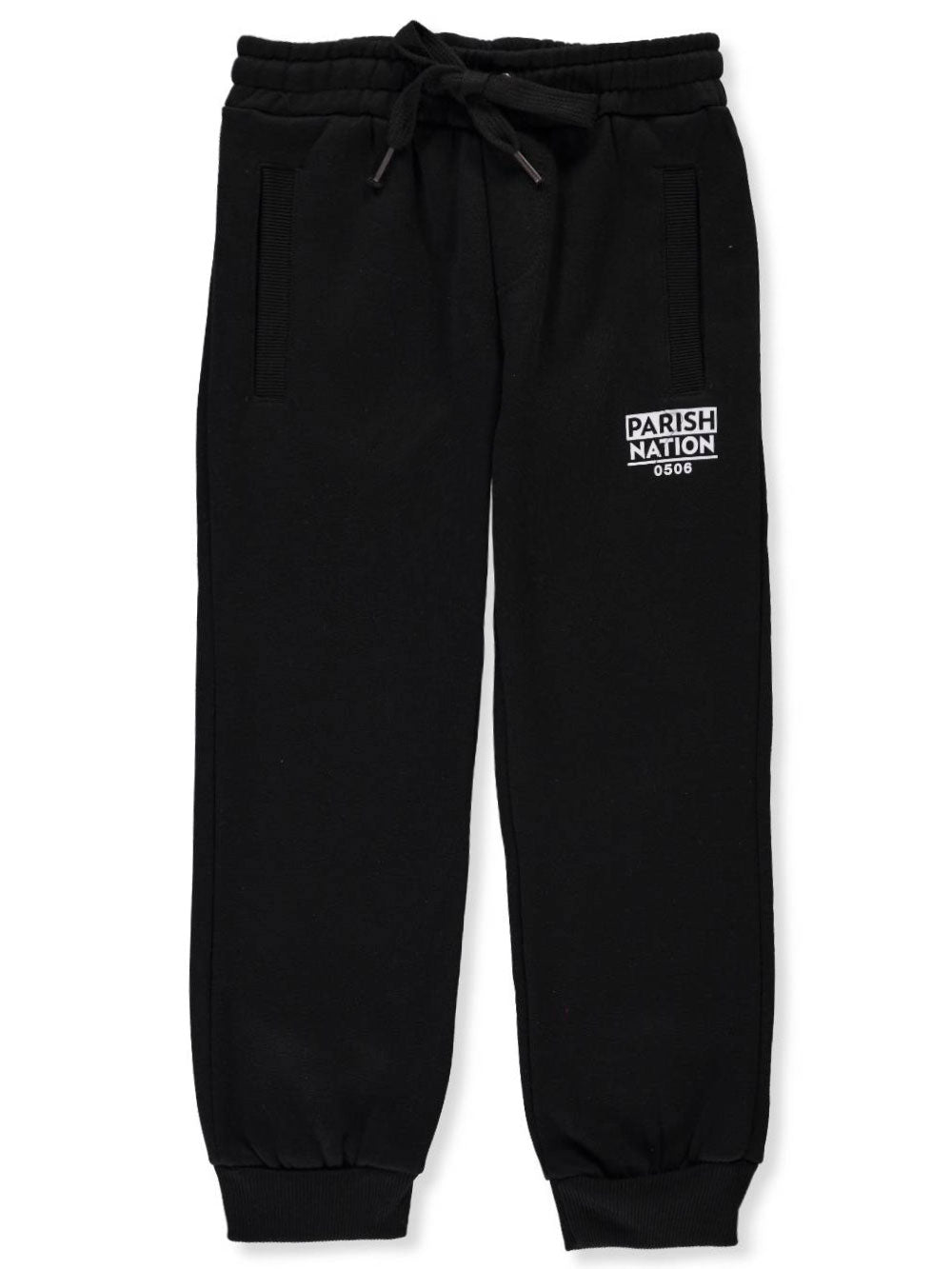 Parish Printed Joggers - FLY GUYZ