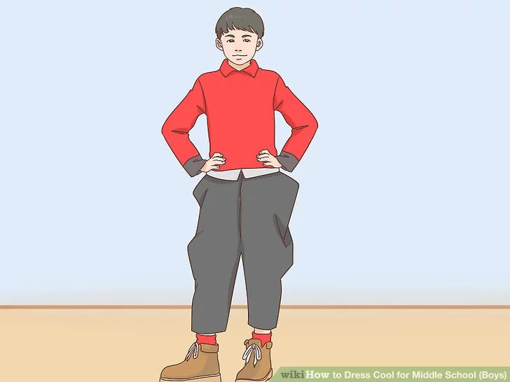 Image titled Dress Cool for Middle School (Boys) Step 4