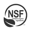 NSF - Contains Organic Ingredients