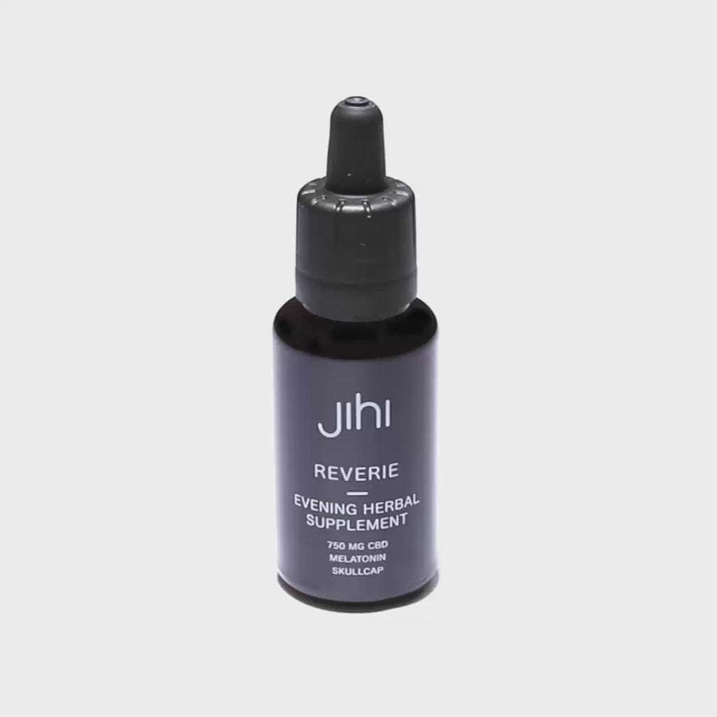 Jihi | Reverie™ Evening Herbal Supplement | Spinning Video