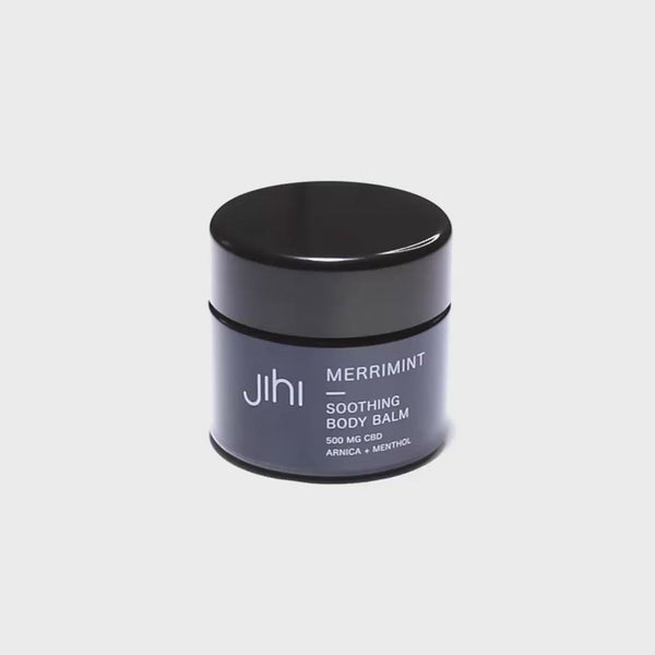 Jihi | Merrimint™ Soothing Body Balm | Spinning Video