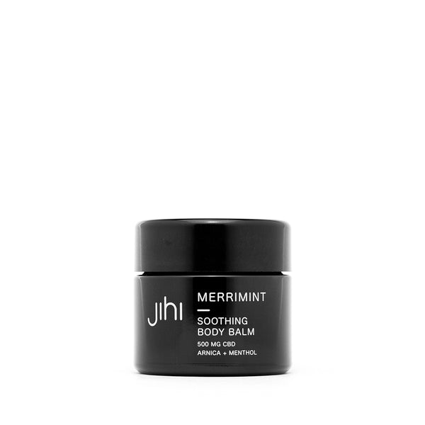Jihi | Merrimint™ Soothing Body Balm on White