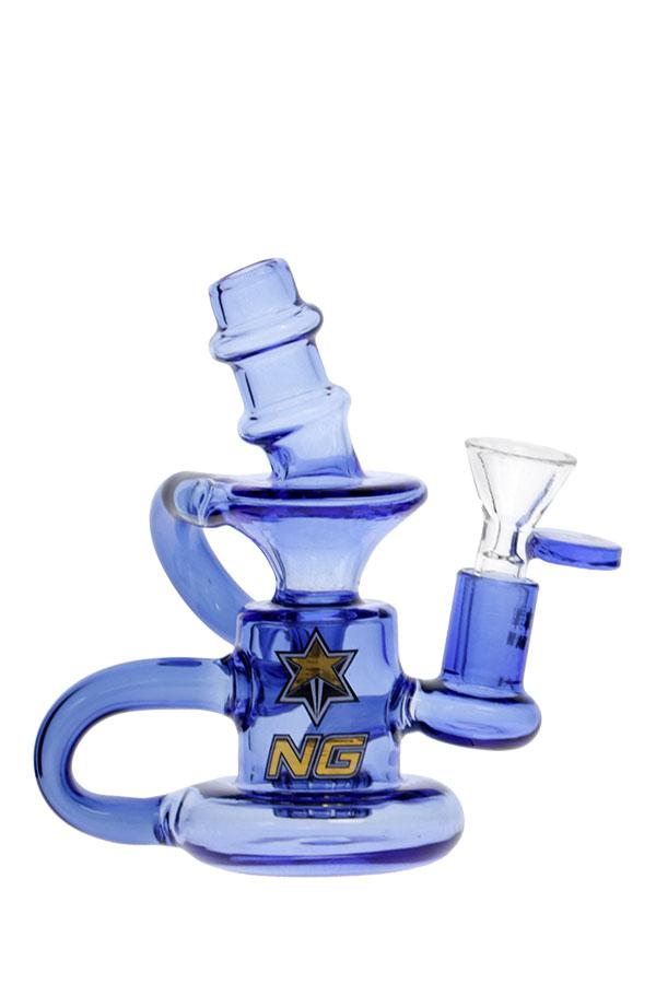 "5"" NICE GLASS Mini Recycler"