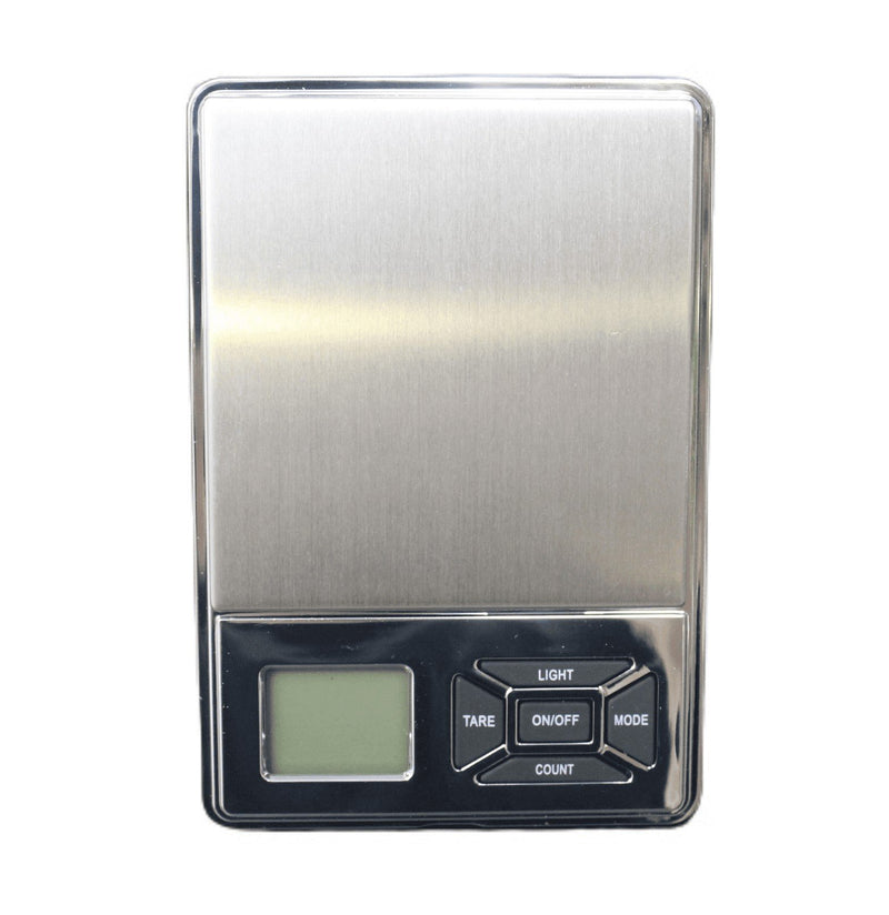 Infyniti Executive mini digital scale, 50G X 0.01G - Big Dog Distribution Ltd.