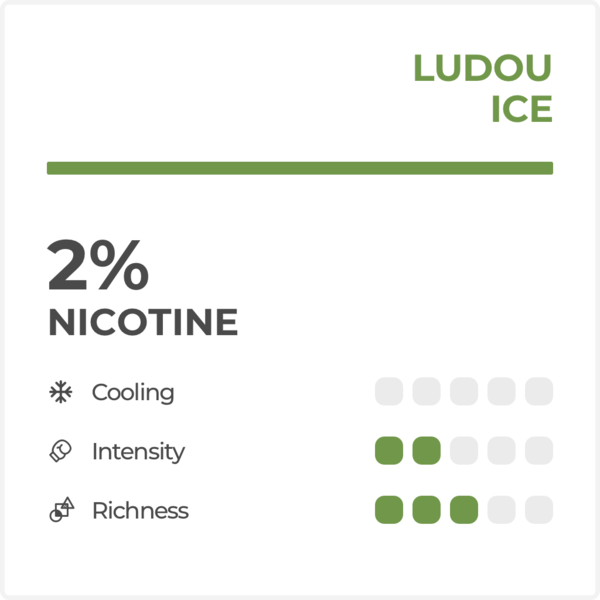 RELX - Infinity Pods - Ludou Ice(Green Bean) - 5 Packs/Box
