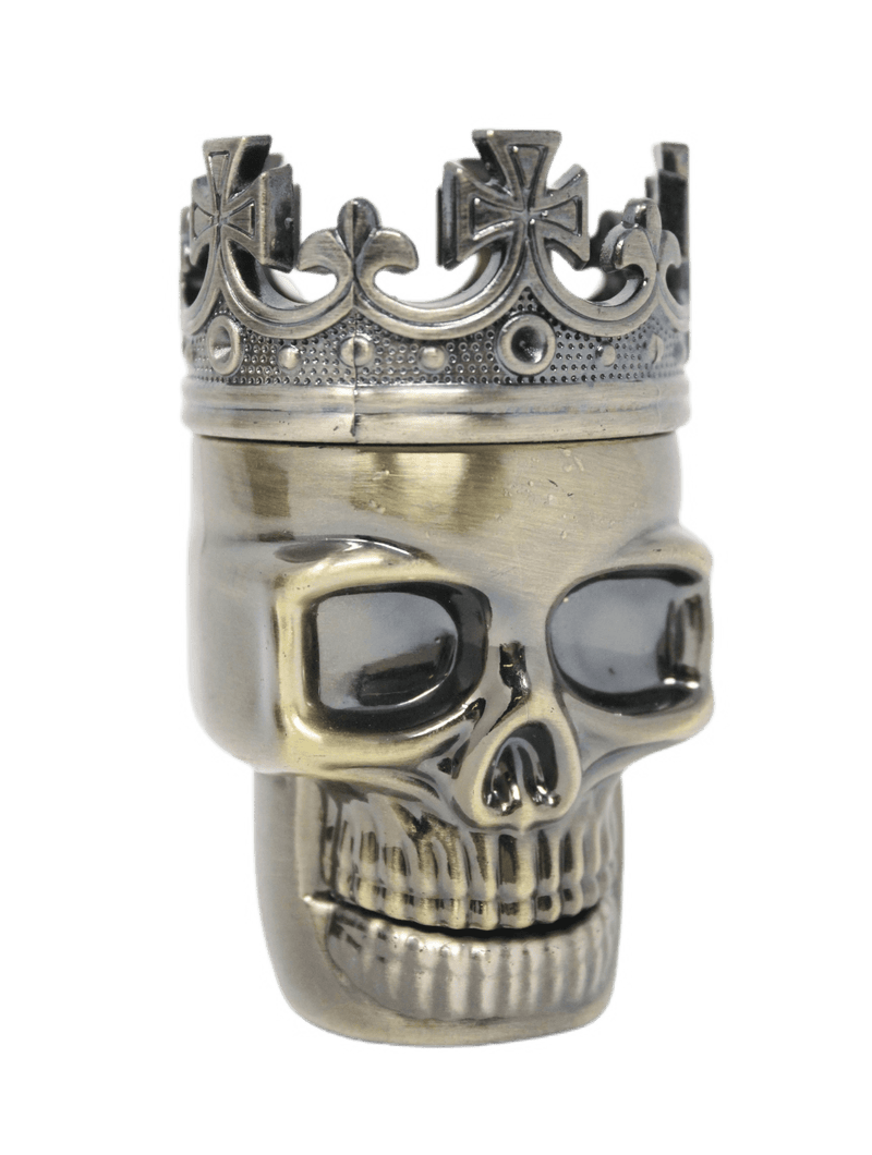 King Skull Grinder - 6 Pcs/Display - 3-Piece