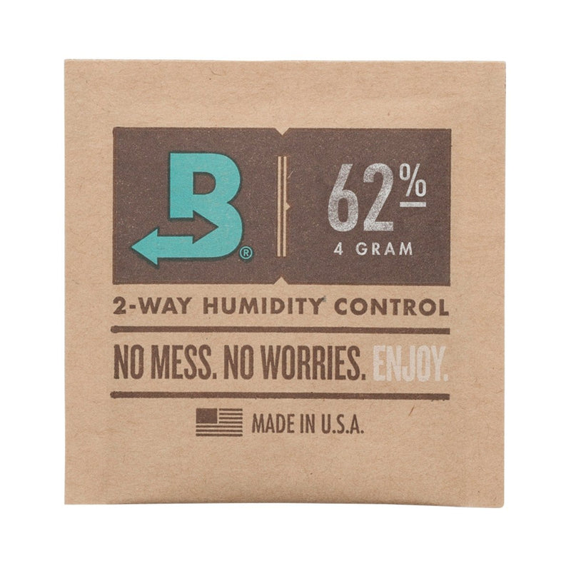 Boveda 4 Gram 62% Humidity Control (NOT WRAPPED) - 20 Pack