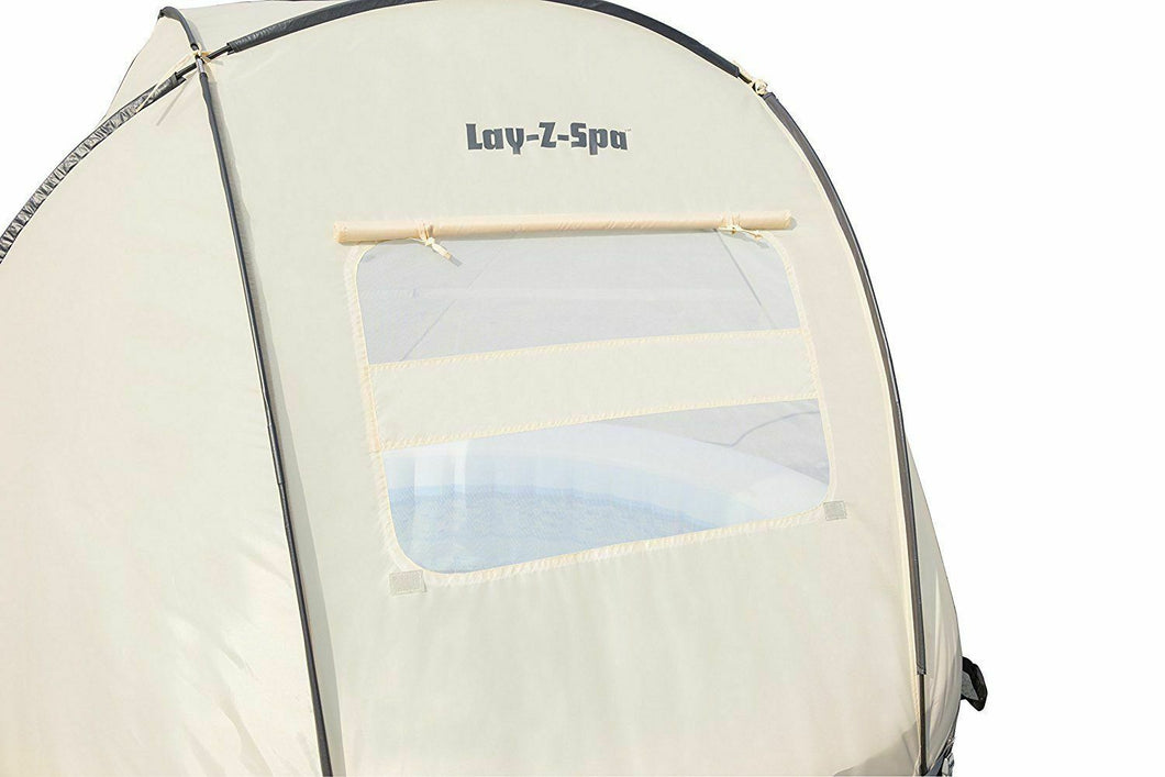 Bestway Lay Z Spa Canopy Hot Tub Vegas Miami Palm Spa Water Proof fabric Cover - Bestime2shop