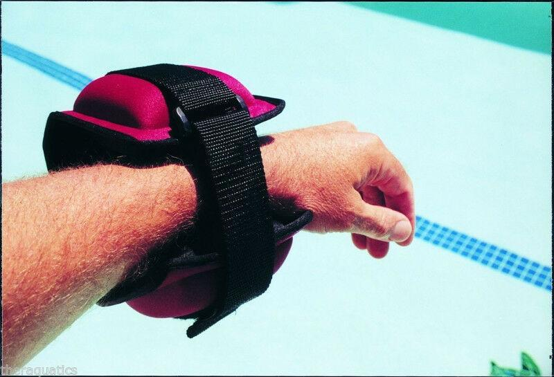 Buoyancy Micro CUFFS Water Fitness Resistance Training Therapy Rehab WRIST ANKLE - Bestime2shop