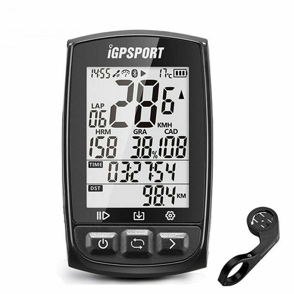 IGPSPORT IGS50/618 Bicycle GPS Speedometer Bike Computer Ant+ Waterproof IPX7 - Bestime2shop