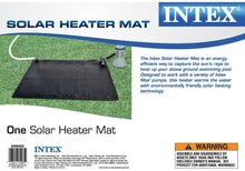 Charger l'image dans la galerie, Intex Solar Heater Mat for Above Ground Swimming Pool, 47in X 47in - Bestime2shop