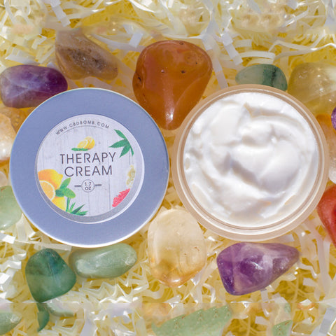 CBD Relief Therapy Cream (500mg)