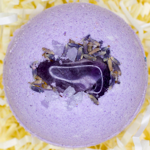 Purple Galaxy CBD Bath Bomb (60mg)