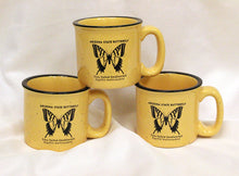 Load image into Gallery viewer, Arizona State Butterfly Mug (Two-tailed Swallowtail Papillio-multicaudata)