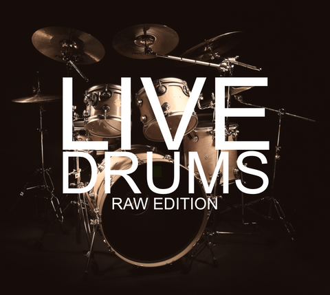 Live Drums (Raw Edition).