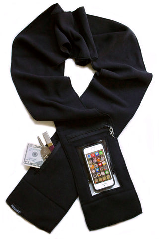 peepsnake iphone scarf