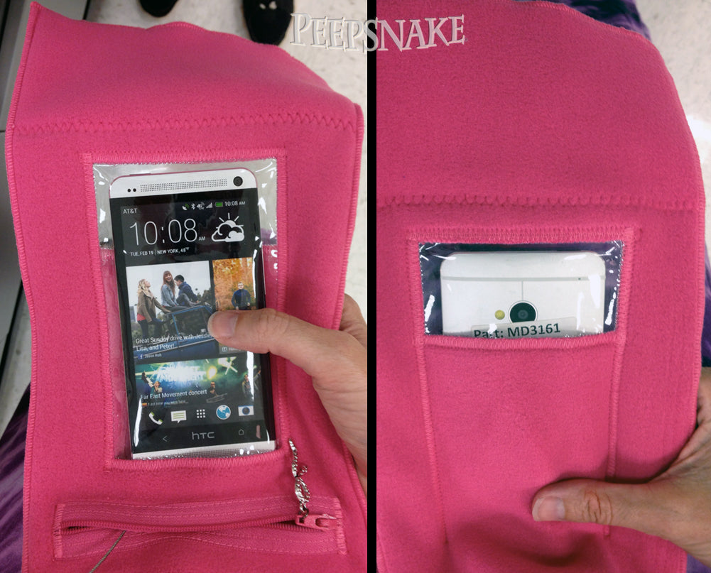 how to carry smartphone without a purse