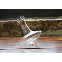 Tad Whiskey or Wine Decanter 375 mL