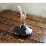 Wine Decanter Flat Bottom- 750mL