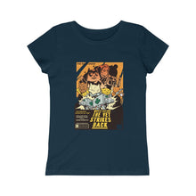 Load image into Gallery viewer, Cat Wars Big Girls Tee
