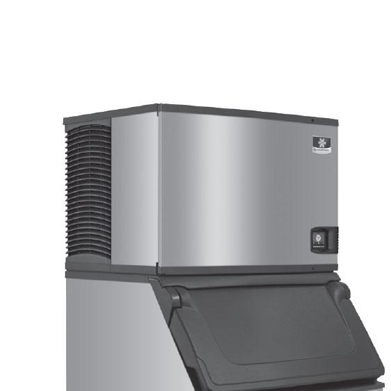 Manitowoc IDT0750A 680 lb. Air-Cooled Ice Maker Head