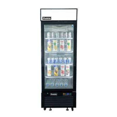 "Padela PDGB-19-HC 27"" 1-Section Glass-Door Merchandiser Refrigerator"