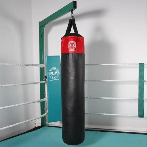 Black & Red PU Boxing Punch Bag - VIPBE
