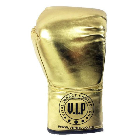 Classic Gold Autograph Gloves - VIPBE