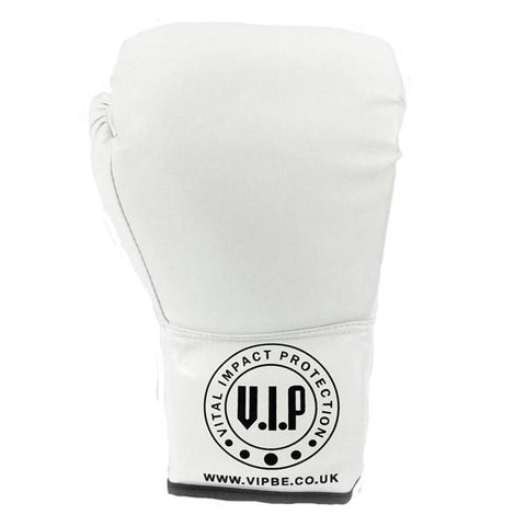 Classic White Autograph Gloves - VIPBE