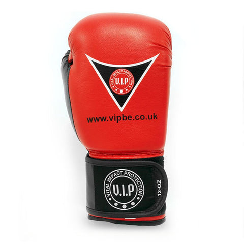 Acer PU Velcro Boxing Training Gloves - VIPBE