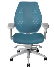 Load image into Gallery viewer, ErgoCentric airCentric2 Boardroom Series - Light Grey Frame - ErgoEquip