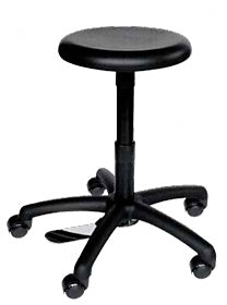 healtHcentric Hands-Free Medical Stool - ErgoEquip
