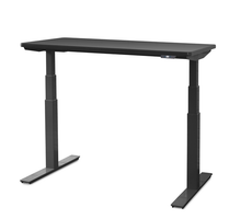 "Load image into Gallery viewer, UP-2LV-22 ErgoCentric upCentric 2LV Height Adjustable Desk - 22"" Frame (Shipping Included) - ErgoEquip"