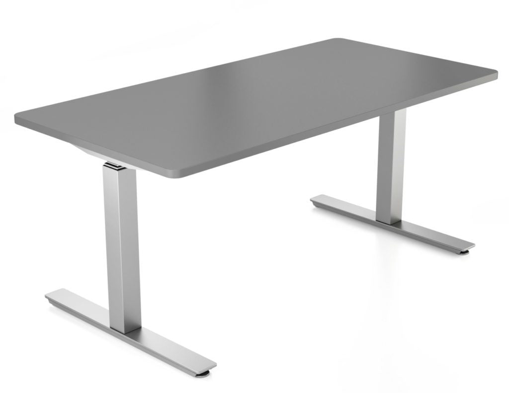 UP-2L-22 ergoCentric upCentric 2-Leg Electric Height Adjustable Desk - 22