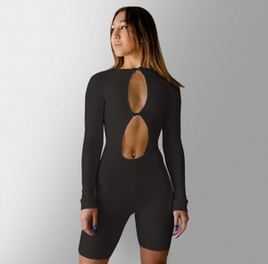 Long Sleeve Rompers