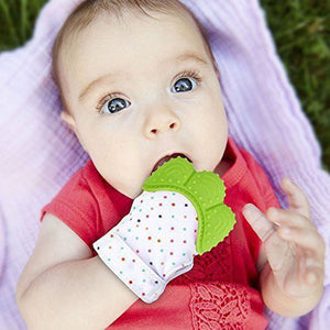 Silicone Baby Mitten Teething Glove - EqualBaby