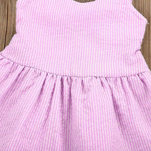 Baby girl Clothes girls dress vestido Toddler - EqualBaby